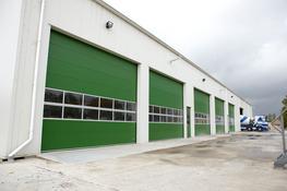 COMPACT SECTIONAL OVERHEAD DOOR image