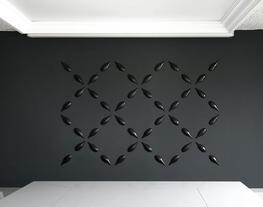 Create your own unique, contemporary wall art. A beautiful range of avant grade features.  Easy fit. Installs in a fraction of the time of plaster. Perfect for DIY. Light enough to be installed by one person. Pre-primed surface requires only one coat of paint....