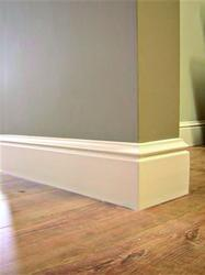 Classic Skirting Board By Uk Home Interiors