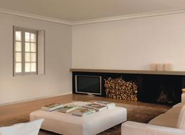 Modern Coving by UK Home Interiors