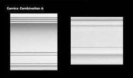 cornice combinations - UK Home Interiors
