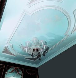 ceiling panel mouldings image