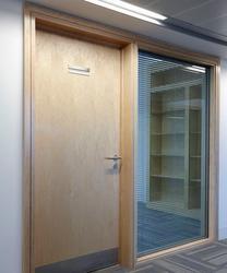 Acoustic doorsets image