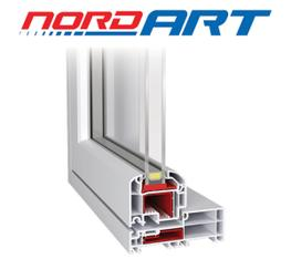 NordART PVC windows are specially designed for Scandinavian living traditions. Exclusivity of these outward-opening windows is the great characteristics in case of strong wind....