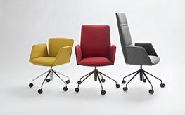 VELA - Office Chairs / Seating image