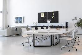 T334 T335 - Office Desks - Tecno UK
