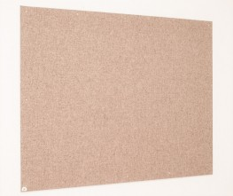 SUNDEALA K NOTICE BOARD | Recycled, Recyclable Notice Board with Fabric Covering and No Frame - SUNDEALA