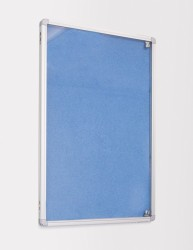 SUNDEALA FR SECURIBOARD | Fire-Rated Lockable Tamperproof Notice Board - SUNDEALA