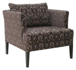 Angus Lounge Chair - Plain Seat image