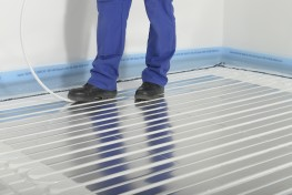 Siccus Underfloor Heating System - Uponor Ltd