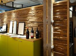 Timber Wall Panels by vtec group