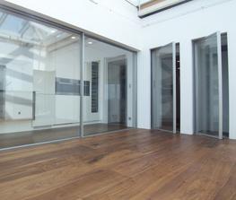 Bsc70 Sliding Door System By Aluk Gb Ltd
