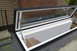 VISION-ACCESS Opening Rooflights image