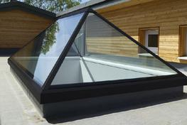 VISION-CONTEMPORARY Rooflights image