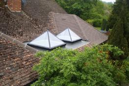 VISION-PYRAMID Rooflights image