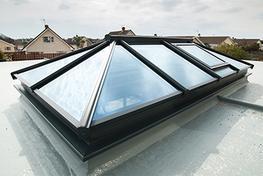 VISION-Slimline Roof Lantern image