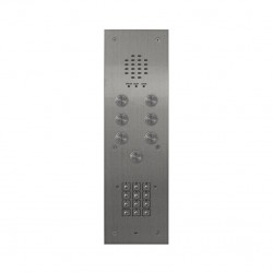VR120 Series Audio Panels with Coded Access - Videx UK