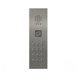 VR120 Series Audio Panels with Proximity Cut out - Videx UK