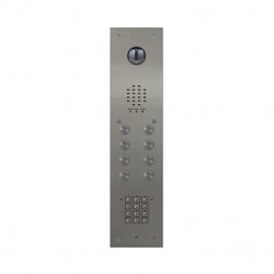 VR120 Series Video Panels with Coded Access - Videx UK
