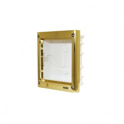 4000 Series Flush Frames & Rainshields image