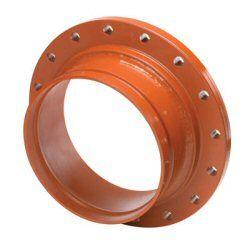 AGS Flanged Adapter Nipple ANSI 150 Raised Face - No. W45R image