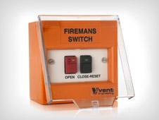 switches - Fire Evacuvation Equipment - Ventec 100