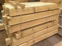 Fresh Sawn Structural Grade European Oak image