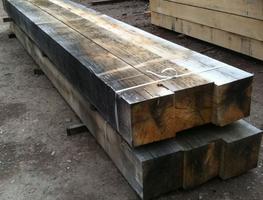Air Dried Structural Grade European Oak image