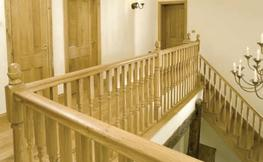 Venables Oak design and make custom made staircases for any style and type of building, including homes, hotels and public buildings, and for interior or exterior use.