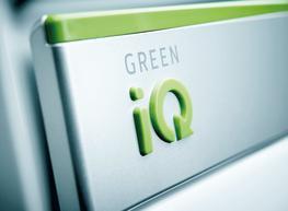 ecoTEC exclusive with Green iQ combi image