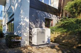 aroTHERM air source heat pump image