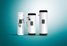 uniSTOR hot water cylinders for heat pumps - Vaillant Ltd
