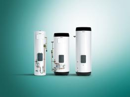 Domestic boiler hot water cylinders - Vaillant Ltd