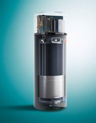 aroSTOR domestic hot water heat pump image