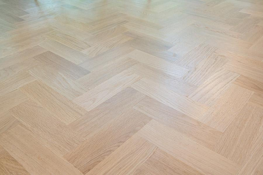 Wb103 Solid Oak Prime Unfinished Parquet Block By V4