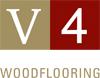 V4 Woodflooring Ltd - Suppliers of Quality Hardwood Flooring logo