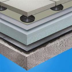 Tcg Ballasted Roof System Sarnavap 1000e S Felt T 300