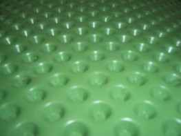 Sub-surface studded HDPE drainage composite with non-woven polypropylene geotextile filter fabric.   VOLDRAIN is a sub-structure composite drainage geotextile recommended for use in both horizontal and vertical situations to reduce hydrostatic pressure. It can...