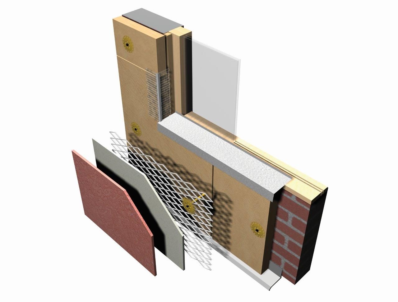 Product Information For External Wall Insulation By Enewall