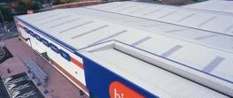 Site Assembled Rooflights - Brett Martin