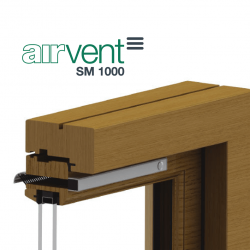 airvent SM 1000 Surface Mounted Window Vent image