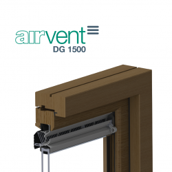 airvent DG 1500 Glazed In Window Vent image