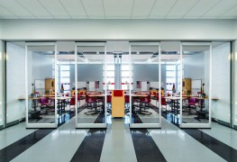 InVista™ Clear View Acoustical GlassWall image
