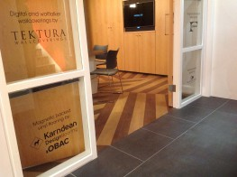 IOBAC Magnetised Flooring Technology image