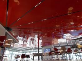 Stretch Ceiling - Edward Ray International Ltd