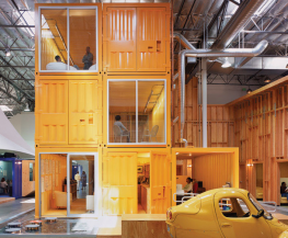 Shipping Containers image
