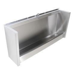 Ghent Wall Mounted Slab Urinal 1200mm image