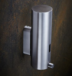 Grade 316 stainless steel. 500ml capacity. Hand finished. Concealed fixing. Concealed locking mechanism. ...