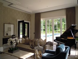 CHATSWORTH2A - Artisan Panel Door - Ahmarra Door Solutions Ltd