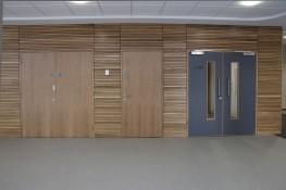 TYPE 02 - Education Doorset - Ahmarra Door Solutions Ltd